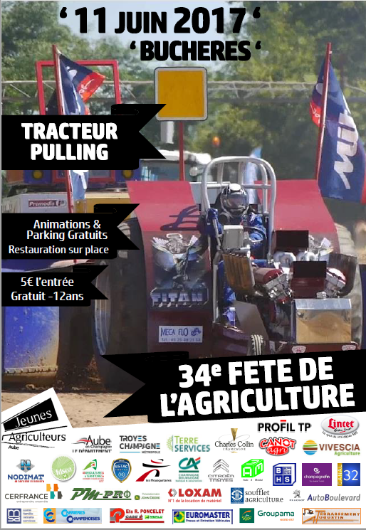 Agriculture Festival 2017 in Buchères