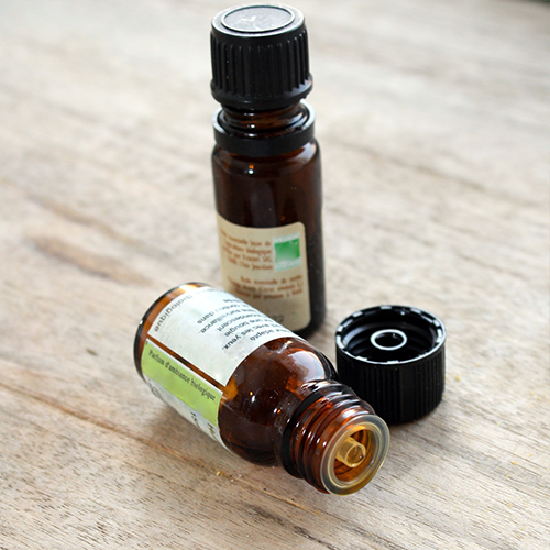 Hemp and essential oils